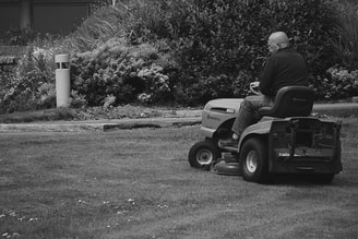 Picture of lawn mower, Cairns