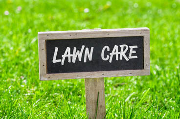 Picture of lawn care, Cairns